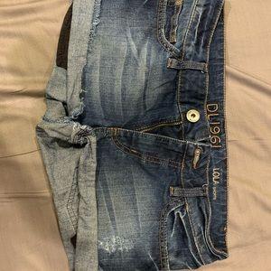 DL1961 Lola Jean shorts